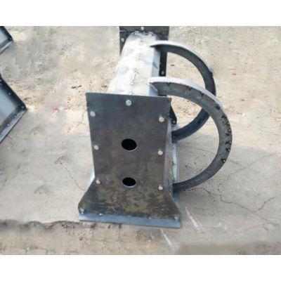 预制公路隔离墩钢模具