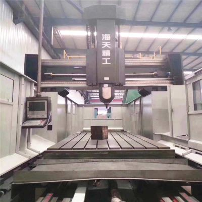 购销二手台湾大桥数控龙门加工中心机床 深孔钻床