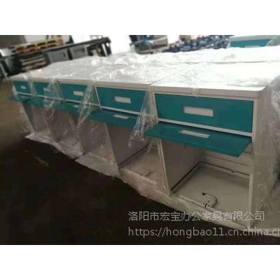 厂家直供医用床头柜 床头柜内部尺寸 共享陪护椅特点