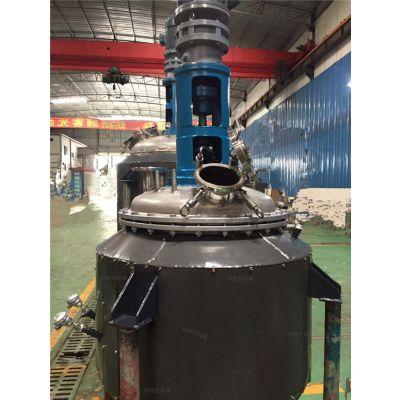 100L夹套加热反应釜 热熔胶专用设备 邦德仕设备厂家