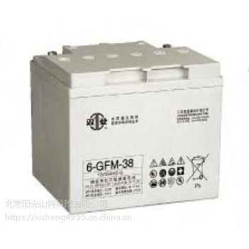 供应Shoto双登蓄电池12V38AH库存充足