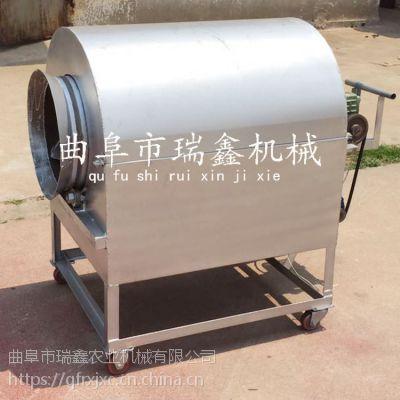 炒货店专用板栗机 多功能滚筒炒货机价格 热销电加热炒货机