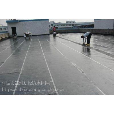 宁波防水工程专业屋面防水翻修补漏维修厂家直营