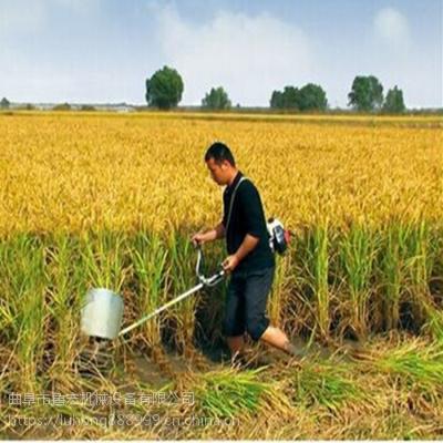 小麦水稻收割机/菜园大棚除草机/背负式果园农田松土机