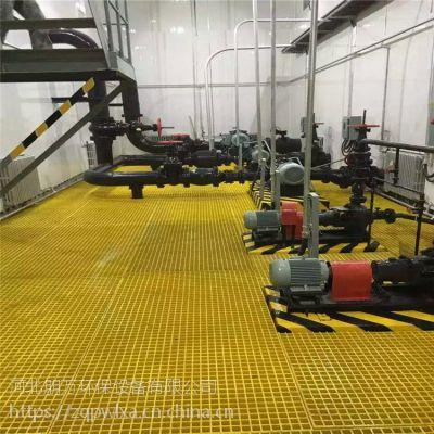供应东普科技盐化公司高强度耐腐蚀玻璃钢格栅盖板走台标准品