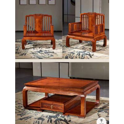 新中式家具金玉沙发图片款式大全名琢世家