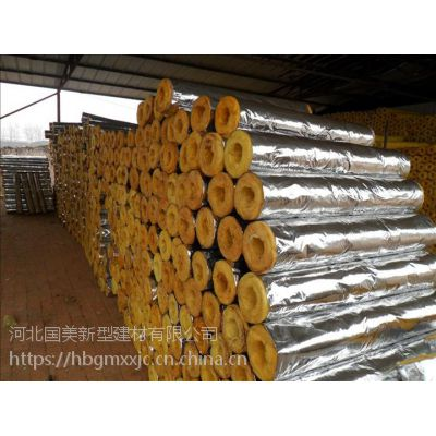 北京昌平40kg铝箔玻璃棉管壳定制厂家