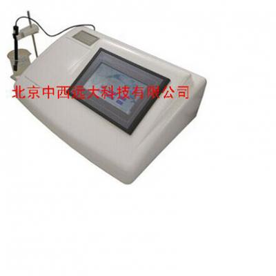 中西厂家便携式复合可燃气体检测仪 型号:MC-XWH0-Y-CN-00库号:M341996