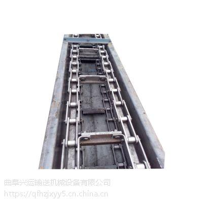 污泥刮板输送机定做量产 煤粉输送机