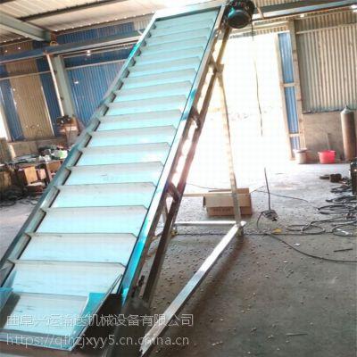 PVC铝型材输送机防滑式 电子原件传送机