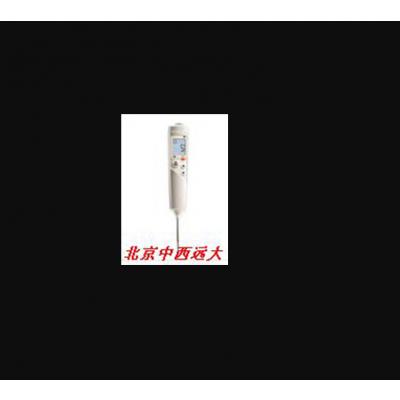 中西防水型食品中心温度计 型号:AF12-TESTO 106库号:M346741