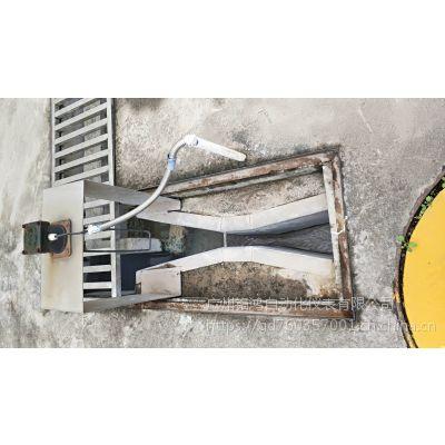WL-1A3超声波明渠流量计 火电厂引水排水渠流量计 铭鸿