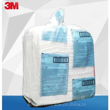 3M T-151 工业吸油垫 高效吸油棉 吸油地垫