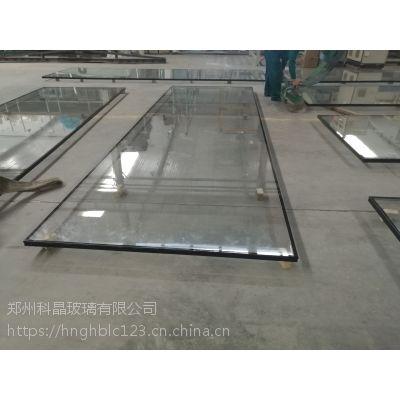 河南郑州19mm超白汽车展厅幕墙钢化玻璃