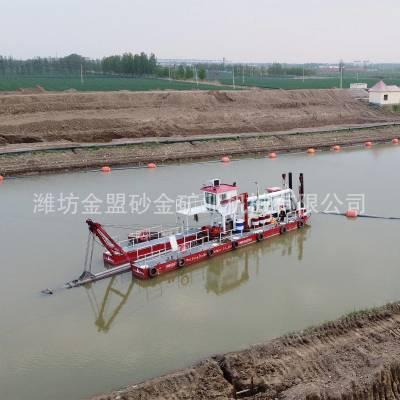北海有公司制造绞吸式挖泥船吗 大型号绞吸式挖泥船工作量