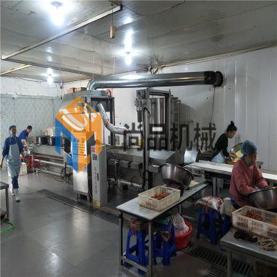 厂家直销调理鸡块上面包屑机 上面包糠机