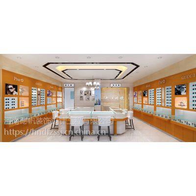 荆州眼镜店装修设计眼镜柜台定制制作