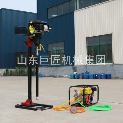华夏巨匠BXZ-2L岩心30米取样便携式取芯钻机可背负