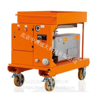 中西 移动式真空泵/SF6气体抽真空充气装置/ 型号:ZXYD/B046R20库号:M392630