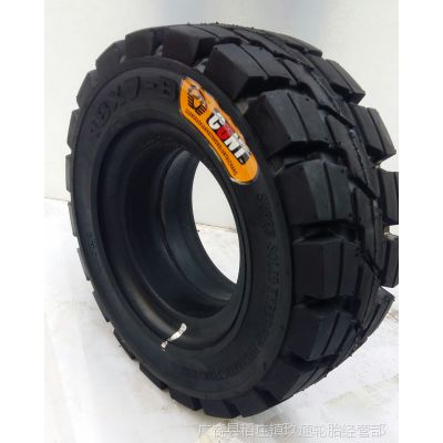 直销批发耐磨耐扎多用途抗撕裂高性能科技含量高实心轮胎