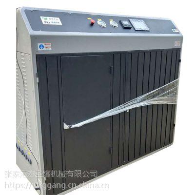 宏圣隆机械减速箱润滑油的过滤净化,机械油过滤设备