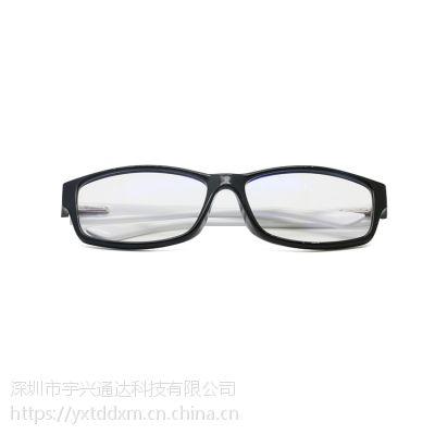 深圳宇兴通达负氧离子眼镜 负离子量子眼镜定制批发源头工厂