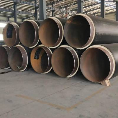 广州市高温钢套钢蒸汽保温管标准规格,聚氨酯复合保温管厂家报价
