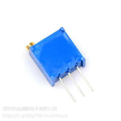 BOCHEN精密电位器3296W-103原装10KΩ现货