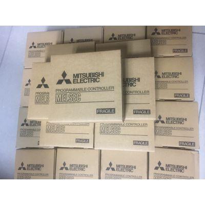武汉三菱PLC接线端子晶闸管输出16点厂家现货直销价格好