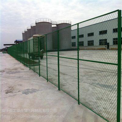 车间护栏隔离 铁丝护栏网 车间隔离网
