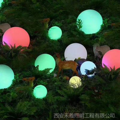 西安LED节日造型灯设计、制作、安装