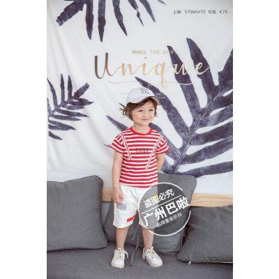 河南小姐姐做品牌童装折扣店《米闪+米愉》品牌