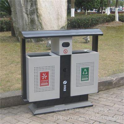 景区物业垃圾桶街道环卫室外垃圾桶