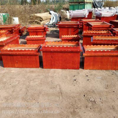 天津户外花箱、防腐木花盆、园林景观种植木箱