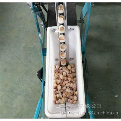 四轮带大蒜播种机 种大蒜播种机