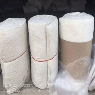 贵阳市A级纤维硅酸铝卷毡 憎水型硅酸铝针刺毯生产厂家