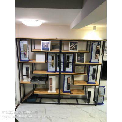 办公室 客厅 工业风复古 简欧 展架 展柜 书架 隔断 屏风