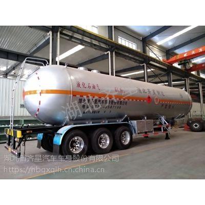 液化石油气槽车齐星LPG槽车装卸车注意事项
