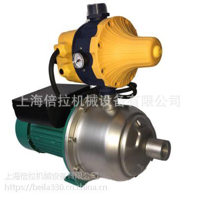 进口威乐不锈钢离心水泵MHI205别墅不锈钢增压泵浦