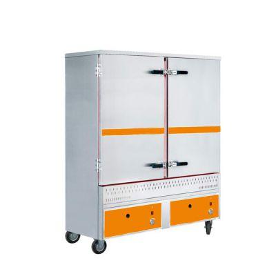 双门电热蒸饭柜哪家好-双门电热蒸饭柜-东莞鲲鹏厨房设备