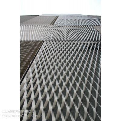 上海方菱铝拉网吊顶幕墙/精品张拉网/菱型扩张网高端品质