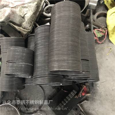 新云 304不锈钢圆环 实心O型环 焊接圆圈钢圈宠物圆环手拉环 m8m10m12