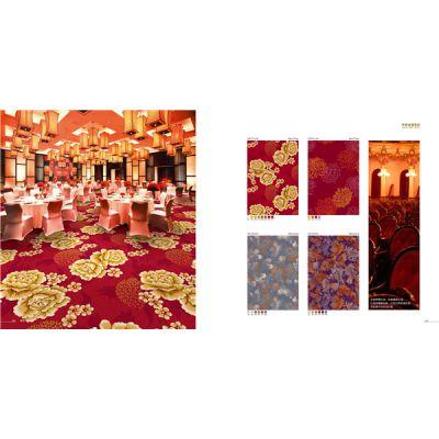 郑州可定制方块羊毛混纺地毯铺装/中国风藏毯厂家直销