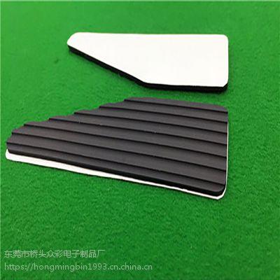 供应8.8*1.5mm光面硅胶垫 可定制形状硅胶脚垫