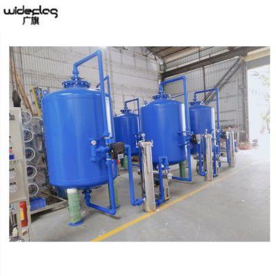 广州厂家直销广西农村地下水过滤用什么机器好 找清又清过滤器