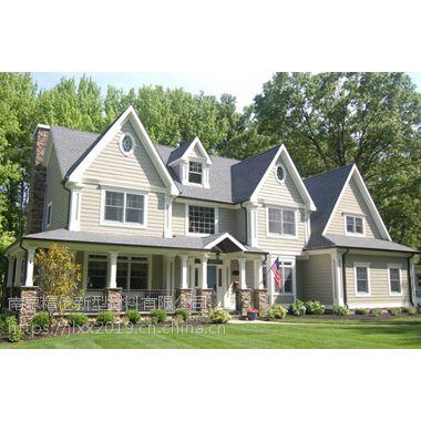 精伦实业轻钢别墅带给家居的不仅仅只有变化