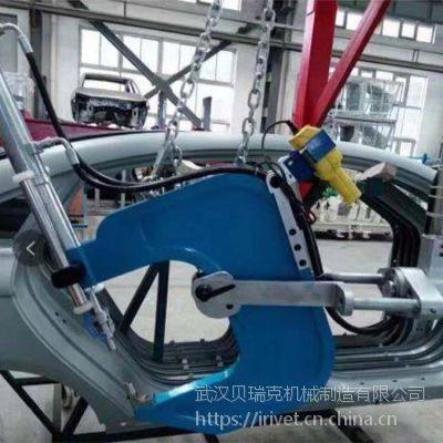 汽车车身试制自冲铆接机,车身钣金自穿刺铆接设备