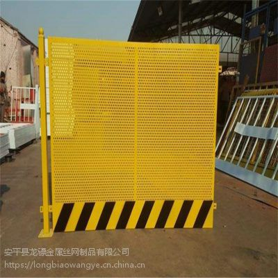 建筑工地隔栏 定制施工围蔽 学校外围栏杆