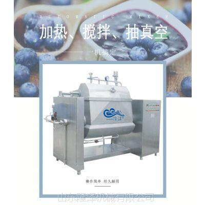 【图文】水果酱制酱机 草莓酱生产设备 浓缩提纯 负压无氧化