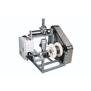 500线盘电线自动成卷机收线机绕线机